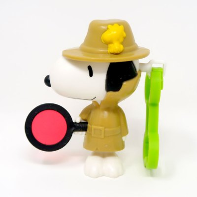 Secret Agent Snoopy Happy Meal Toy