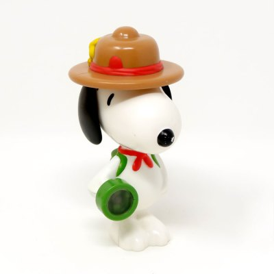Snoopy Beaglescout Happy Meal Toy