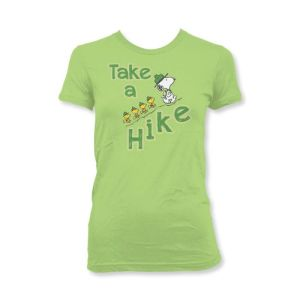 Peanuts Earth Day Shirts from Colorful Images