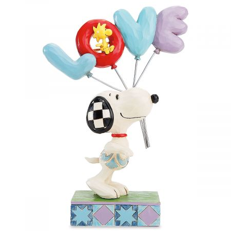 Snoopy Mom Love