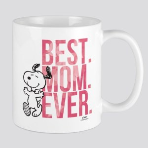 Peanuts Mother's Day gifts from CafePress