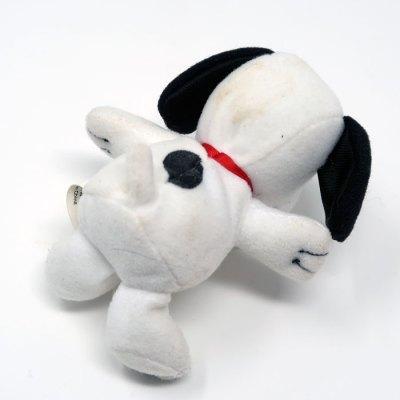 Tiny Plush Snoopy Doll
