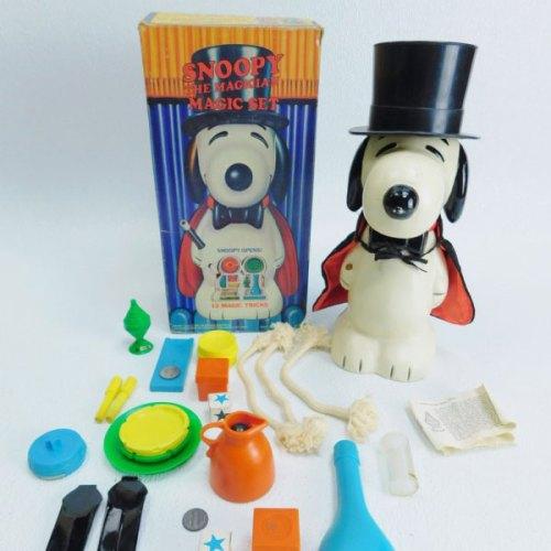 Snoopy the Magician Magic Set