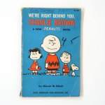 We're Right Behind You, Charlie Brown Book