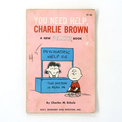 You Need Help, Charlie Brown Book