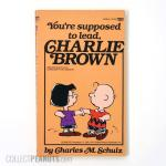 You're Supposed to Lead, Charlie Brown