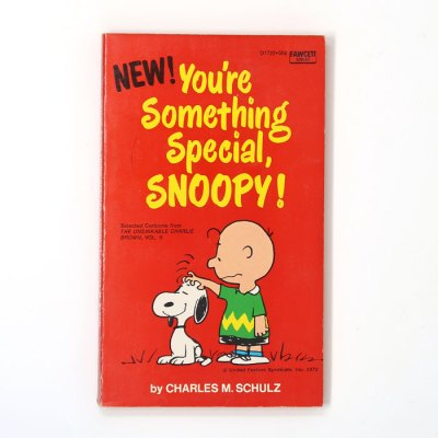 You're Something Special, Snoopy Book
