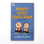 Nobody's Perfect, Charlie Brown Book
