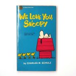 We Love You, Snoopy Book