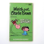 Watch Out, Charlie Brown Book