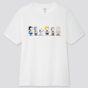 Uniqlo Snoopy Shirts