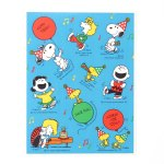 Peanuts Gang Party Stickers