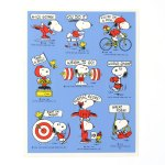 Snoopy & Belle Olympic Reward Stickers