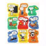 Peanuts Vintage Reward Stickers