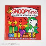 Snoopy and Woodstocks singing with pile of Christmas presents
