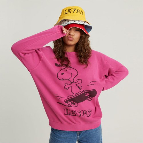 Levi's X Peanuts Collection