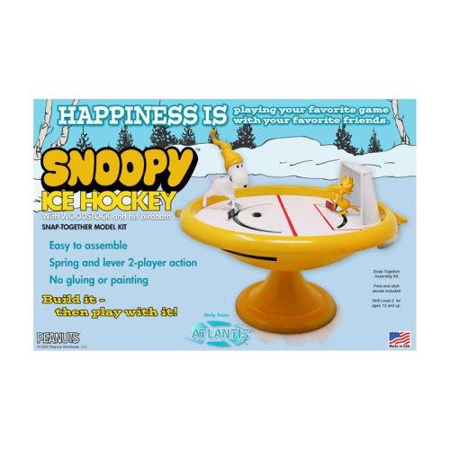 Snoopy Model Kits Return! Sneak Preview