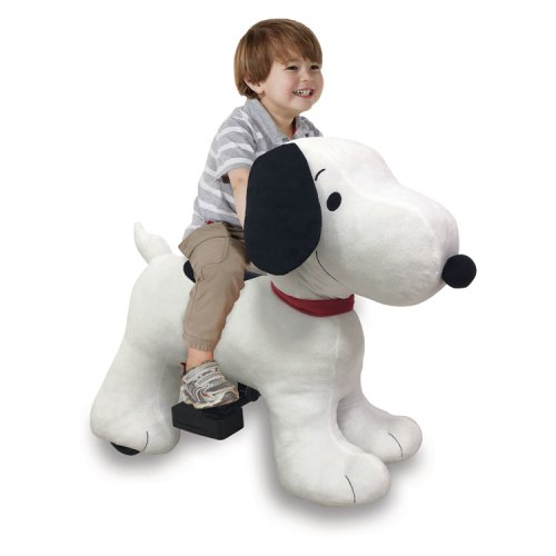 Snoopy Ride On Toy