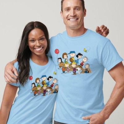 Zazzle Snoopy Shirts