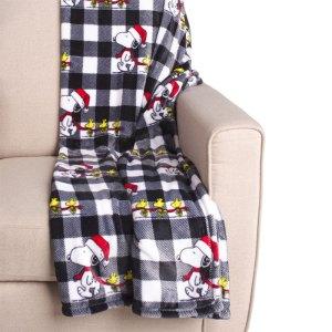 Peanuts Blankets at TJMaxx