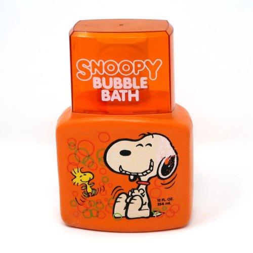 Snoopy Bubble Bath Bottle