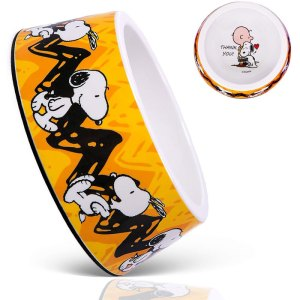 Snoopy Dog Dishes from Amazon.com