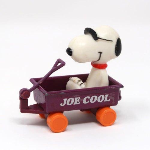 Snoopy Joe Cool Die-cast Wagon