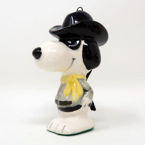 Bandit Snoopy Ornament