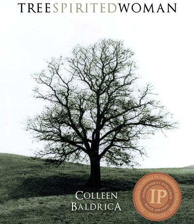 Tree Spirited Woman book
