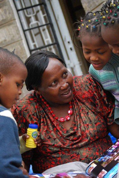 Mama Karau, 2011, (c) Colleen Briggs