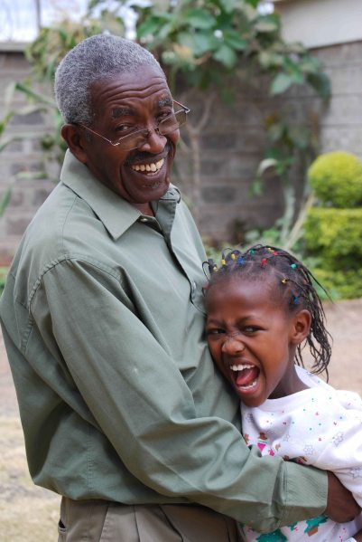 Pastor Karau, 2011, (c) Colleen Briggs