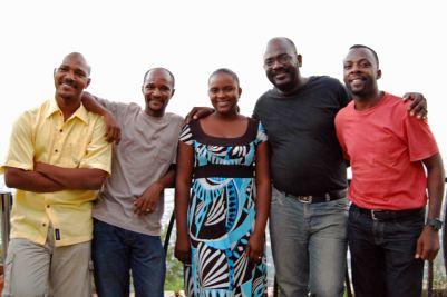 Young Life Haiti staff
