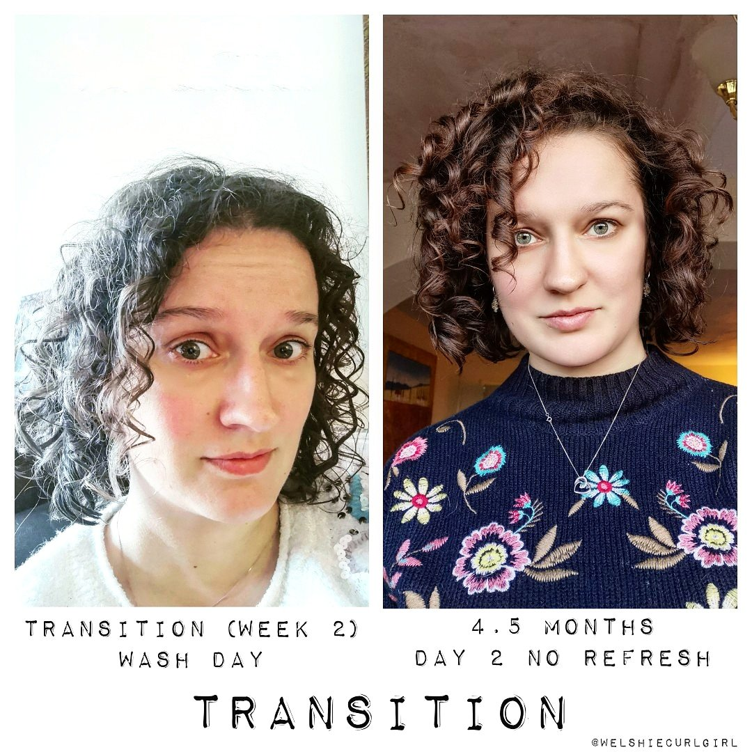 Everything You Need To Know About Transitioning On The Curly Girl Method