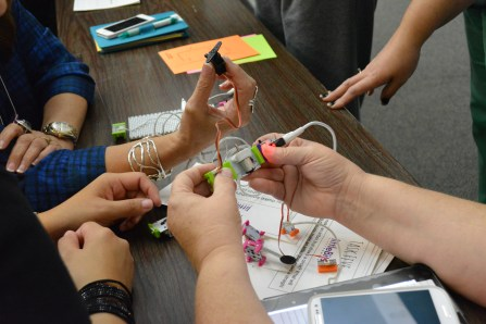 littleBits Tasks