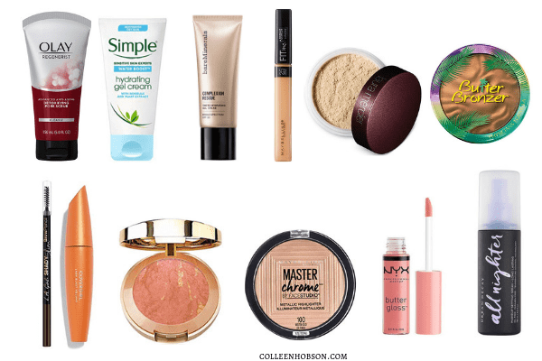 207d42b5da194f Natural Everyday Makeup Routine - Colleen Hobson