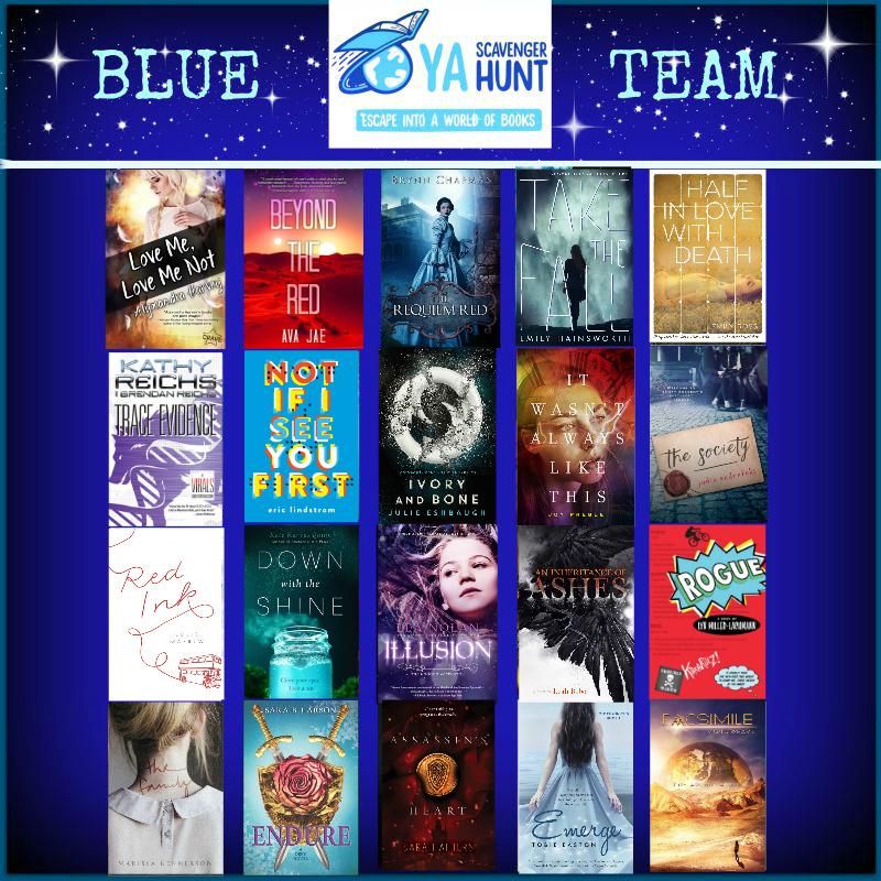 YASH BLUE TEAM SPRING 2016