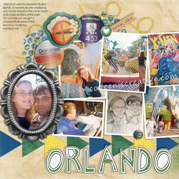 Orlando, 2005