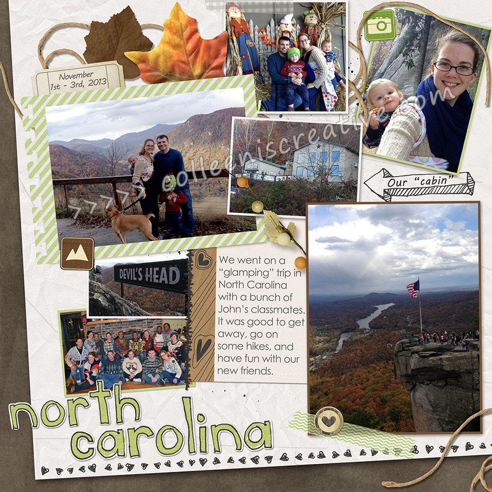North Carolina, 2013
