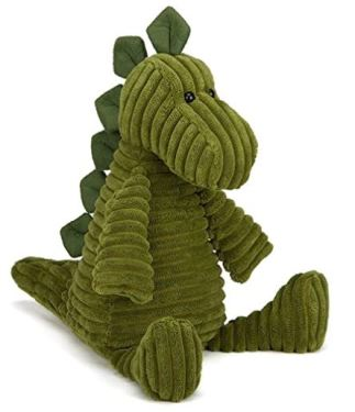 stuffed dinosaur animal