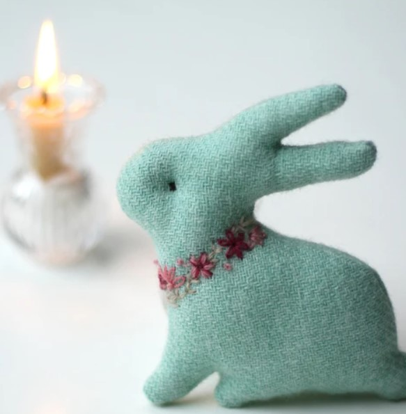 Free Easter Bunny Pattern