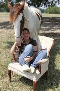 Theresa McKeon's horse, Prozac