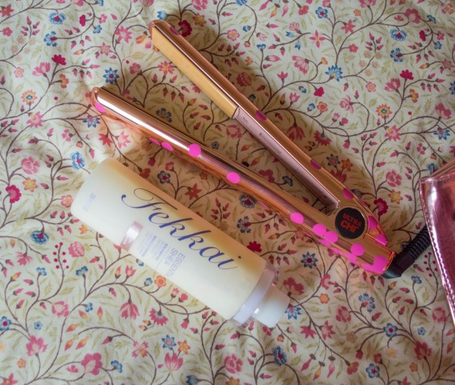 ulta haul chi straightener rose gold fekkai essential shea shampoo