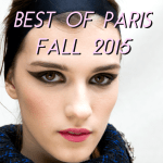 BEST OF PARIS FASHION WEEK FALL 2015