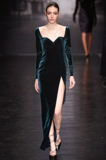 emilio de la morena fall 2015 london fashion week