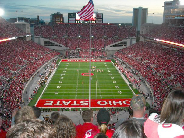 things to do in columbus ohio state football the shoe
