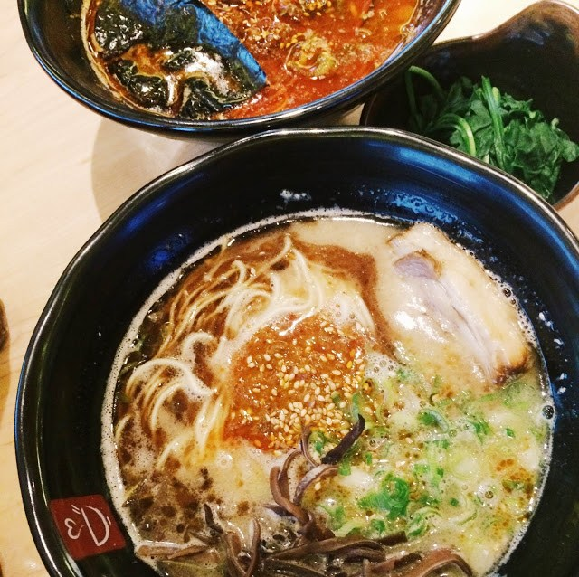 tatsu ramen noodles japanese food los angeles hollywood california