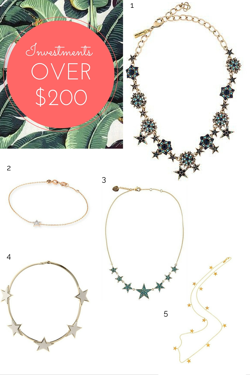 Star Jewelry for Every Budget | ColleenWelsch.com
