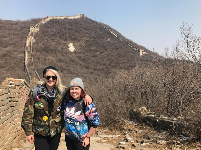 Hiking the Great Wall of China | ColleenWelsch.com