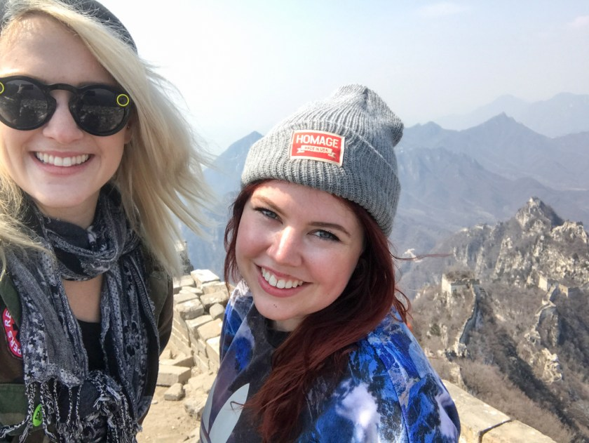 Great Wall Hiking in China | ColleenWelsch.com