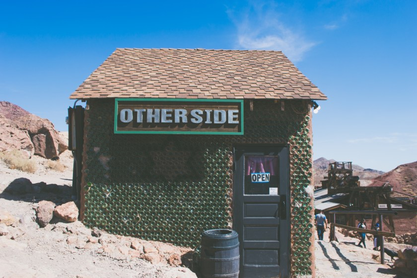 The Bottle House of Calico Ghost Town | ColleenWelsch.com